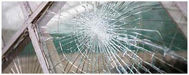 Harlow Smashed Glass
